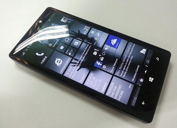 诺基亚Lumia830