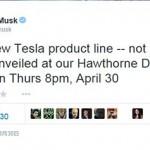 Elon Musk特斯拉CEO:Twitter一字870万美元