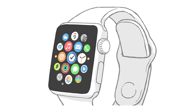 苹果Apple Watch