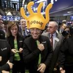 美国域名提供商GoDaddy:首次公开募股涨至26美元