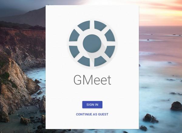 Google GMeet