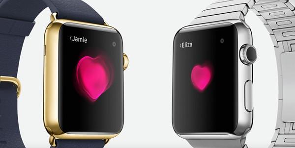 苹果iWatch智能腕表