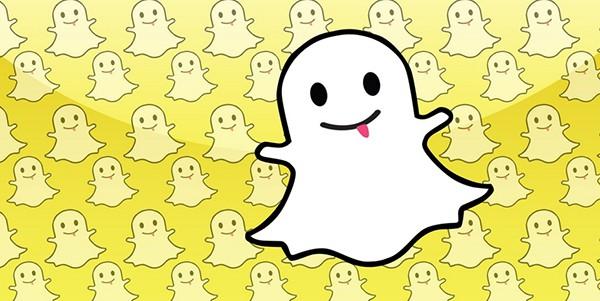 阅后即焚Snapchat