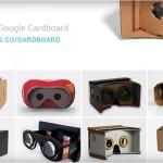 谷歌VR虚拟现实业务:认证标准Google Cardboard公布