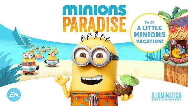 小黄人天堂岛(Minions Paradise™)
