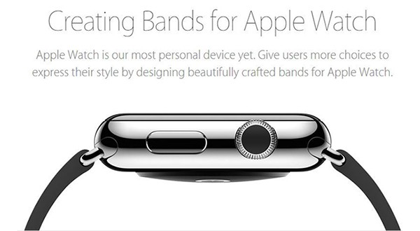 Creating Bands for Apple Watch