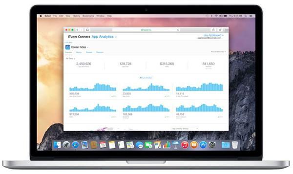 苹果App分析工具