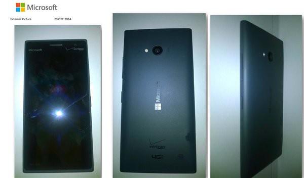 微软Lumia735