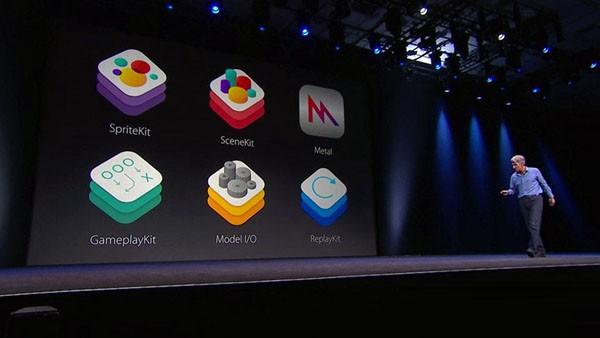 苹果iOS9