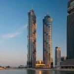 世界最高的酒店326美元入住:迪拜万豪伯爵酒店