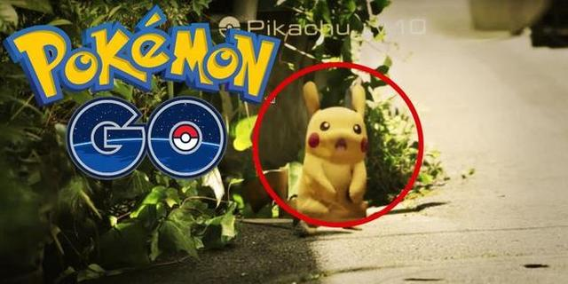 Pokemon Go虽然好玩 但并不是真正的AR