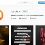 促销新招:iBooks推出Instagram官方账号