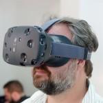 HTC虚拟现实眼镜:官网免费送Vive开发者版